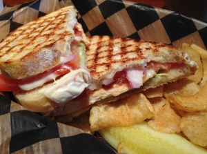 Fanfare Panini at Bud's of Interlochen