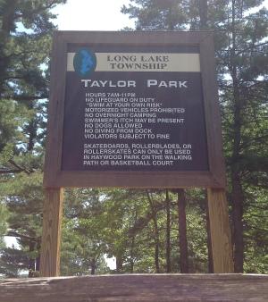 Taylor Park Long Lake