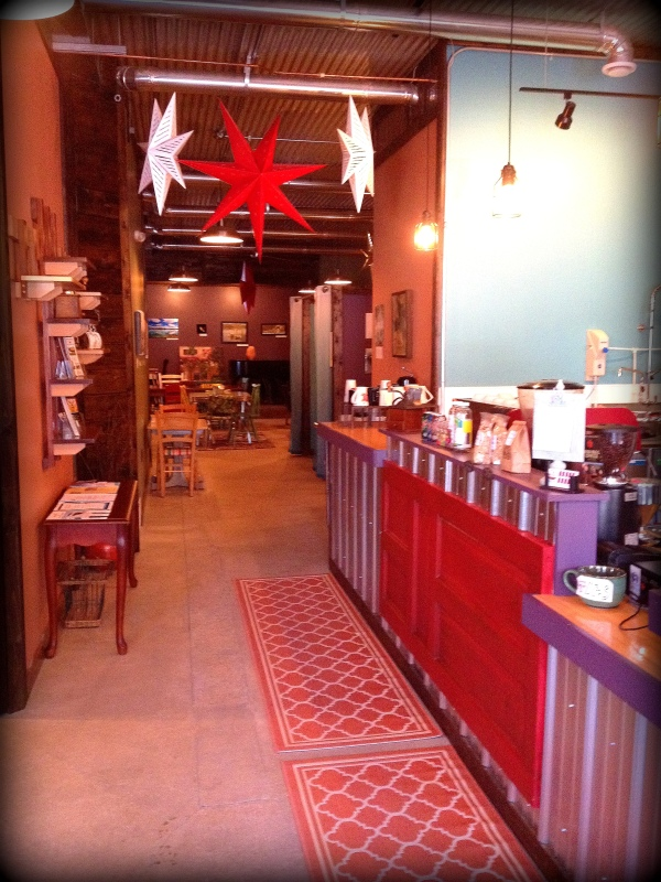 Red Door Coffee House Lake Ann Michigan