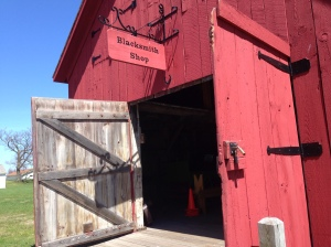 Blacksmith Shop Glen Haven