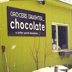 Grocer's Daughter Chocolate storefront