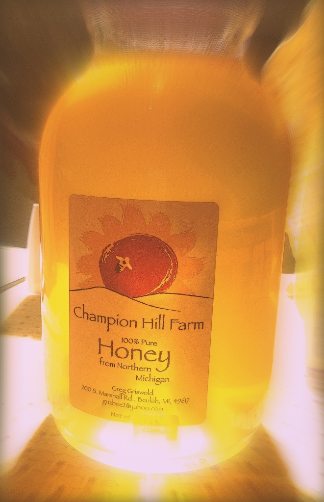 Champion Hill Farm Honey